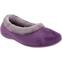Sko Dame Tøfler Sleepers Julia Purple