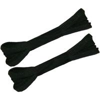 Accessories Snørebånd Grafters Flat Black