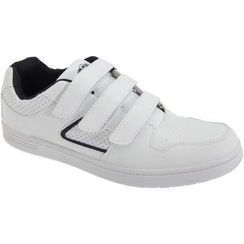 Sko Herre Lave sneakers Dek Charing Cross White