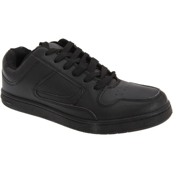 Sko Herre Lave sneakers Dek Euston Black