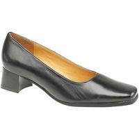 Sko Dame Højhælede sko Amblers WALFORD (BLACK/NAVY) Black
