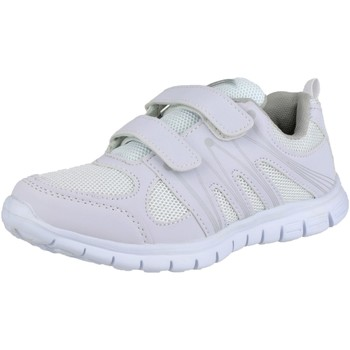 Sko Dame Lave sneakers Mirak MILOS VELCRO ADULTS White