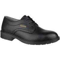 Sko Herre Snøresko Amblers FS62 Waterproof Safety Shoes Black