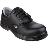 Sko Snøresko Amblers FS662 Safety ESD Shoes Black