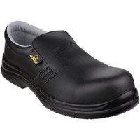 Sko Mokkasiner Amblers FS661 Safety Boots Black