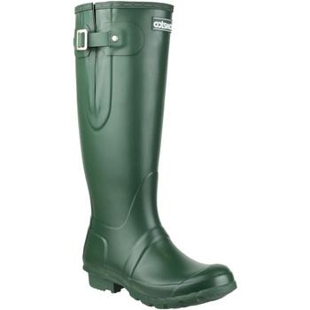 Sko Gummistøvler Cotswold Windsor Welly Boot Green