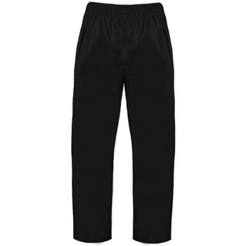 textil Herre Træningsbukser Regatta RG033 Black