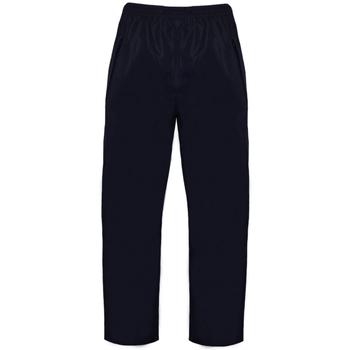 textil Herre Træningsbukser Regatta RG033 Navy