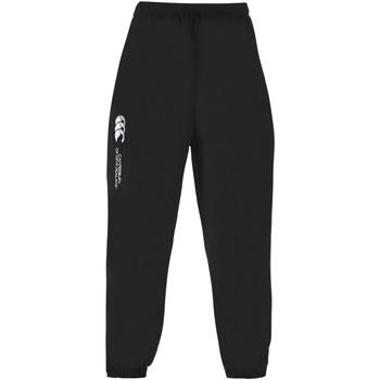 textil Herre Træningsbukser Canterbury CN250 Black
