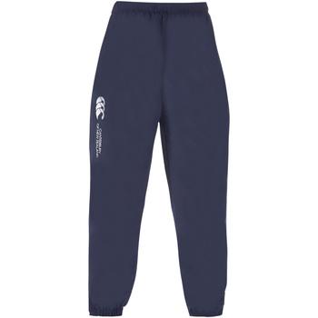 textil Herre Træningsbukser Canterbury CN250 Navy