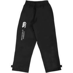textil Børn Træningsbukser Canterbury CN250B Black