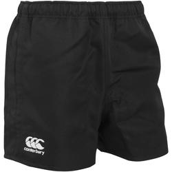 textil Herre Shorts Canterbury CN310 Black