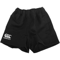 textil Børn Shorts Canterbury CN310B Black