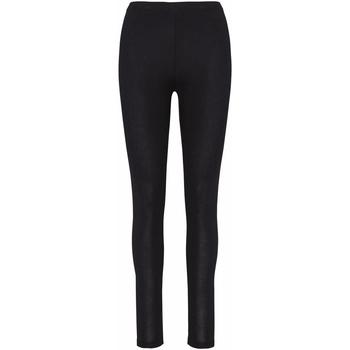 textil Dame Leggings Proact PA188 Black