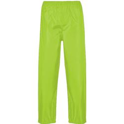 textil Herre Træningsbukser Portwest PW167 Yellow