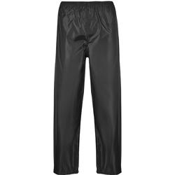 textil Herre Træningsbukser Portwest PW167 Black