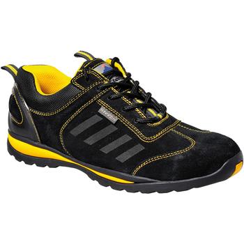 Sko Herre Lave sneakers Portwest PW304 Black