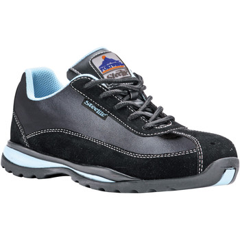 Sko Dame Lave sneakers Portwest PW310 Black
