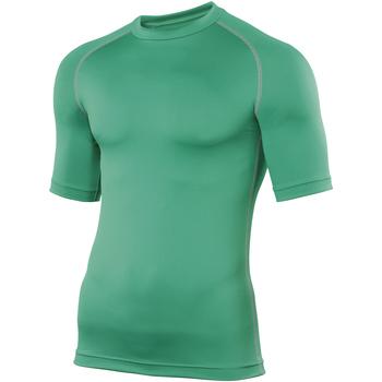 textil Herre T-shirts m. korte ærmer Rhino RH002 Green