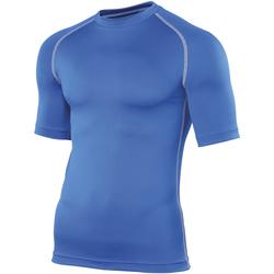 textil Herre T-shirts m. korte ærmer Rhino RH002 Royal