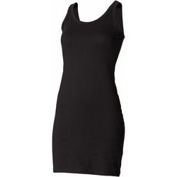 textil Dame Korte kjoler Skinni Fit SK104 Black