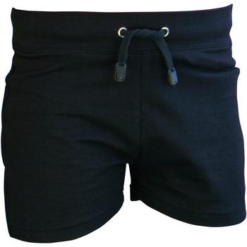 textil Dreng Shorts Skinni Fit SM062 Black