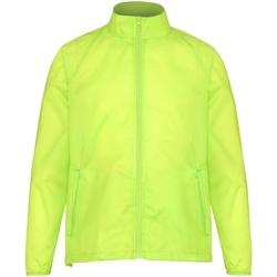 textil Herre Vindjakker 2786 TS010 Yellow