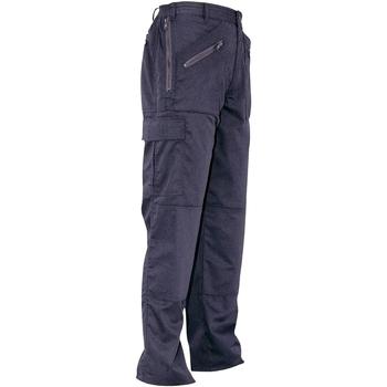 textil Dame Træningsbukser Portwest PW108 Navy