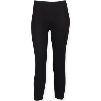 textil Dame Leggings Skinni Fit SK068 Black