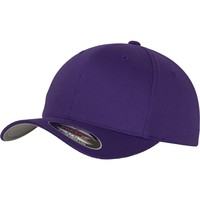 Accessories Kasketter Yupoong FF6277 Purple