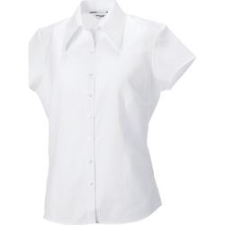 textil Dame Skjorter / Skjortebluser Russell J955F White