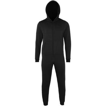 textil Børn Pyjamas / Natskjorte Colortone CC01J Black