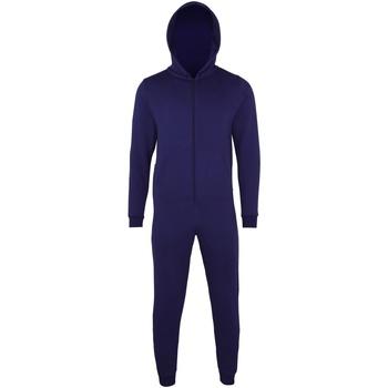 textil Børn Pyjamas / Natskjorte Colortone CC01J Navy
