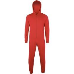 textil Børn Pyjamas / Natskjorte Colortone CC01J Red