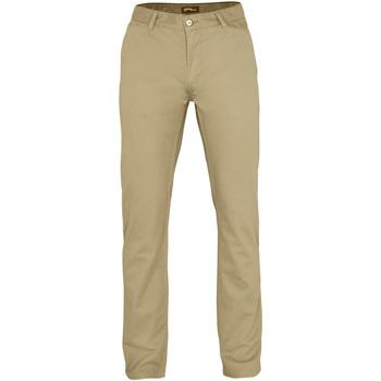 textil Herre Chinos / Gulerodsbukser Asquith & Fox AQ050 Khaki