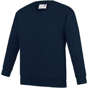 textil Børn Sweatshirts Awdis AC01J Navy