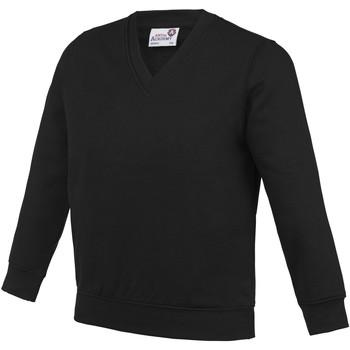 textil Børn Sweatshirts Awdis AC03J Black