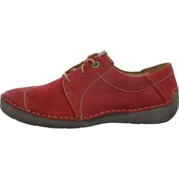Sko Dame Lave sneakers Josef Seibel Fergey 20 Rød,Kirsebær