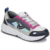 Sko Dame Lave sneakers Victoria ARISTA MULTICOLOR Hvid / Pink