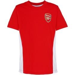 textil Børn T-shirts m. korte ærmer Arsenal Fc OF301 Red