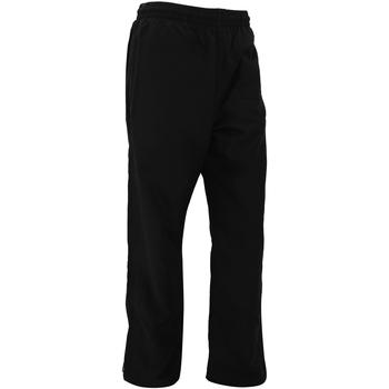 textil Herre Træningsbukser Finden & Hales LV820 Black