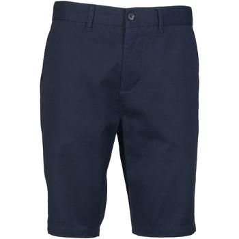 textil Herre Shorts Front Row FR605 Navy