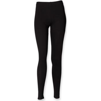 textil Pige Leggings Skinni Fit SM064 Black