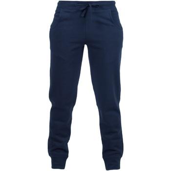textil Børn Træningsbukser Skinni Fit SM425 Navy