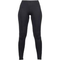 textil Dame Leggings Tombo Teamsport TL671 Black