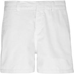textil Dame Shorts Asquith & Fox AQ061 White