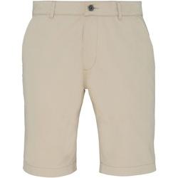 textil Herre Shorts Asquith & Fox AQ051 Natural