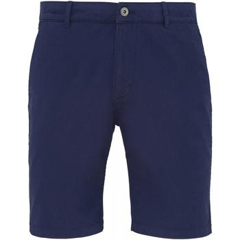 textil Herre Shorts Asquith & Fox AQ051 Navy