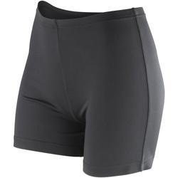 textil Dame Shorts Spiro S283F Black