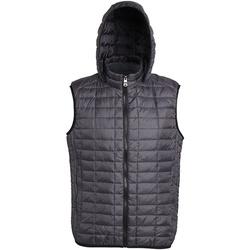textil Herre Dynejakker 2786 Honeycomb Black